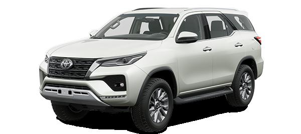 Toyota Fortuner - Fortuner Limited 2.8L 4x4 TA + TSS 2022