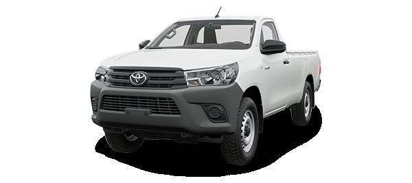 Toyota Hilux 2.4L - Hilux CS New Line 2.4L 4x4 TM 2021