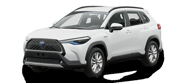 Toyota Corolla Cross Híbrido Auto Recargable - COROLLA CROSS HÍBRIDO LIMITED 2022