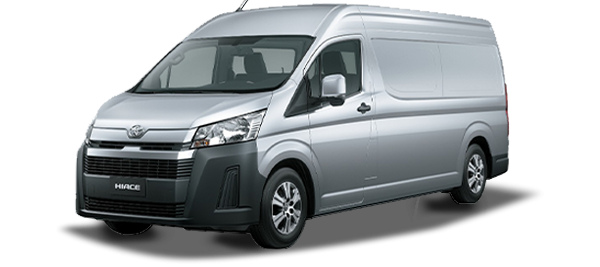 Toyota Hiace Panel - Hiace Top Line Panel 2021