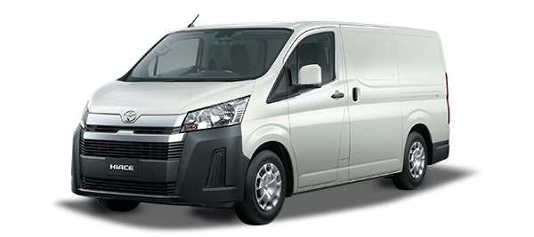 Toyota Hiace Panel - Hiace High Line Panel 2021