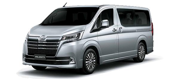 Toyota Majesty - Hiace Wagon VX Premium – Standard 2022