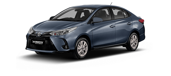 Toyota Yaris Advance - Yaris New Line CVT 2021