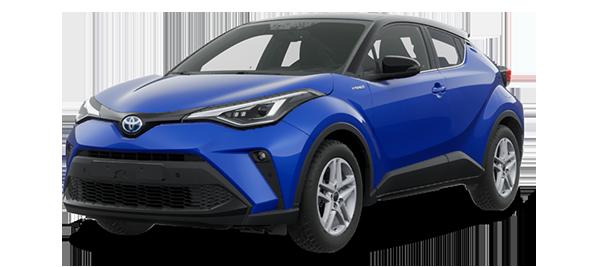 Toyota C-HR Híbrido Auto Recargable - C-HR Híbrido Top Line 2021