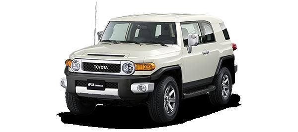 Toyota FJ Cruiser - FJ Cruiser Top Line 2021