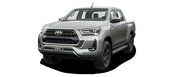 Toyota Hilux 2.8L - Hilux DC Top Line 2.8L 4x4 TA 2021