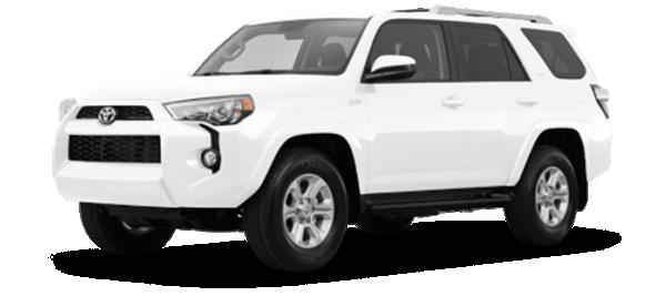 Toyota 4Runner - 4Runner Top Line 2021