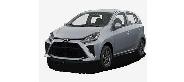 Toyota Agya - Agya New Line 2021