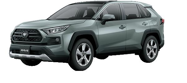Toyota Rav4 adventure - Rav4 Adventure 2021