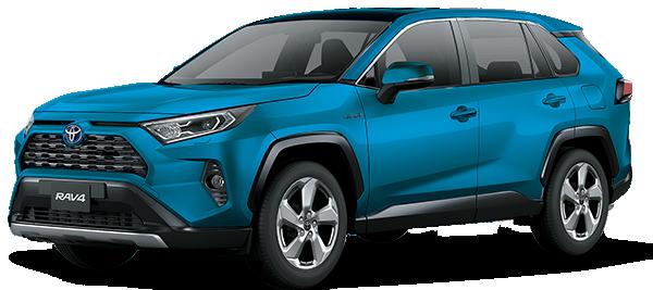 Toyota Rav4 Híbrido Auto Recargable - RAV4 Híbrido Limited 2021