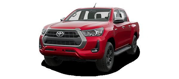 Toyota Hilux 2.4L - Hilux DC High Line 2.4L 4x4 TA 2021