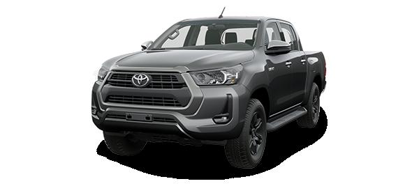 Toyota Hilux 2.4L - Hilux DC High Line 2.4L 4x4 TM 2021
