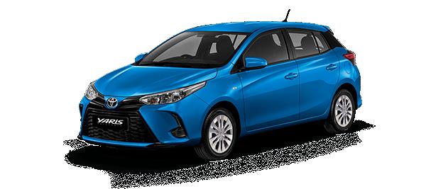 Toyota Yaris HB - Yaris New Line CVT 2021