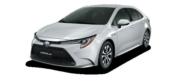 Toyota Corolla híbrido auto recargable - Corolla Limited 2021