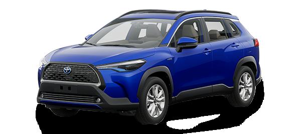 Toyota Corolla Cross Híbrido Auto Recargable - COROLLA CROSS HIBRÍDO TOP LINE 2022