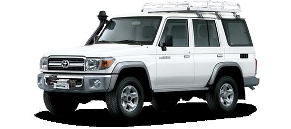 Toyota Land Cruiser Hard Top 4 Puertas - Land Cruiser Hard Top High Line 2021