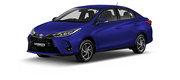 Toyota Yaris Advance - Yaris High Line CVT 2021