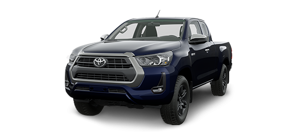 Toyota Hilux Extra Cabina - Hilux High Line Extra Cabina 2021