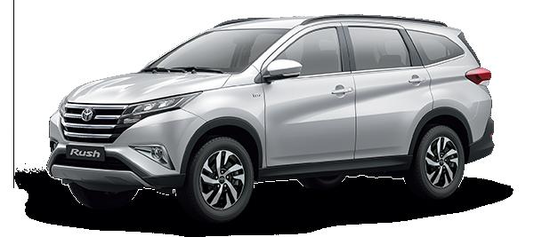 Toyota Rush - Rush New Line TA 2021