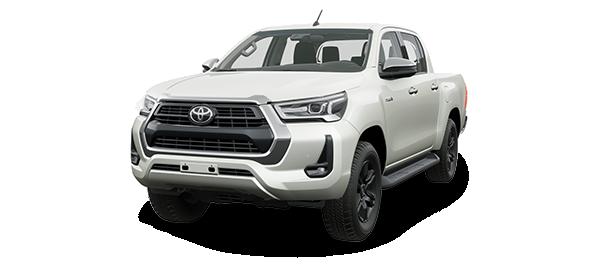 Toyota Hilux 2.8L - Hilux DC Top Line 2.8L 4x4 TM 2021