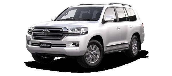 Toyota Land Cruiser Station Wagon - Land Cruiser Station Wagon Platinum 2021