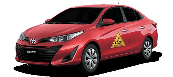 Toyota Yaris Taxi - Taxi Yaris New Line 2020