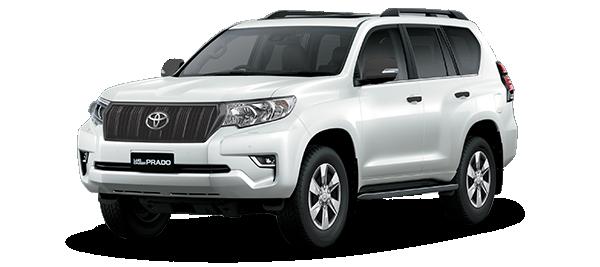 Toyota Land Cruiser Prado - Land Cruiser Prado TX Top Line 2022