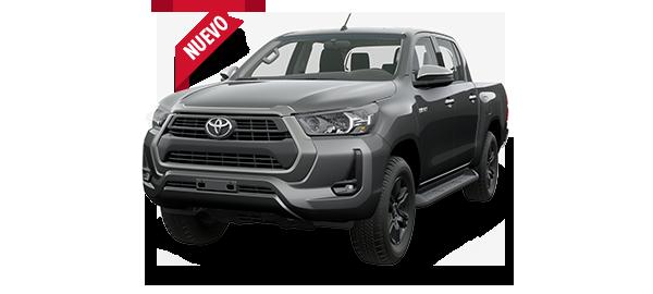 Toyota Hilux 2.4L 2021