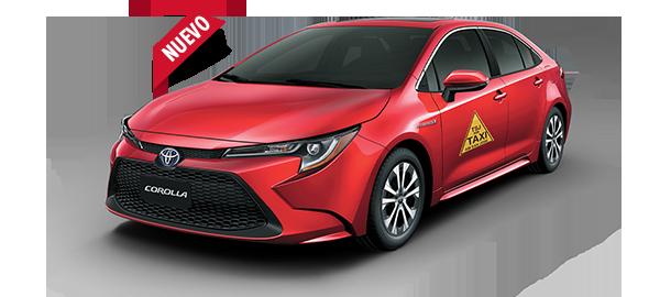 Toyota Corolla Taxi Hibrido Autorecargable 2021