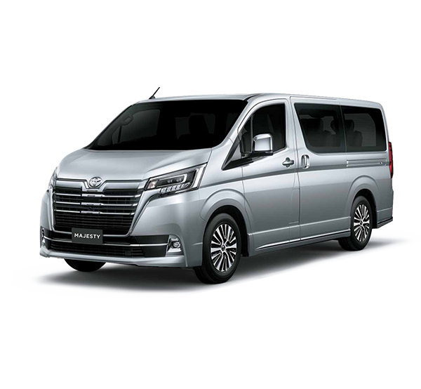 Toyota Majesty 2021