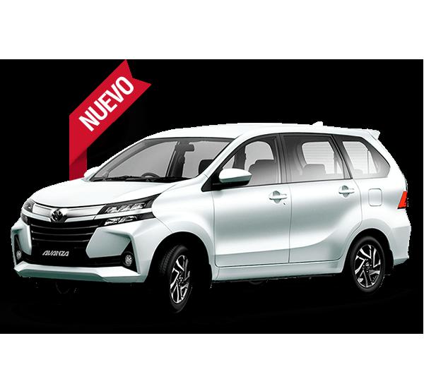 Toyota Avanza Minivan 2021