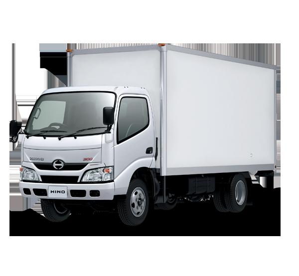 Hino Hino Serie 300 2021