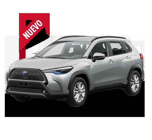 Toyota Corolla Cross Híbrido Auto Recargable 2022