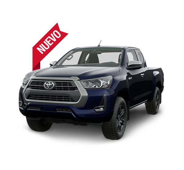 Toyota Hilux Extra Cabina 2021