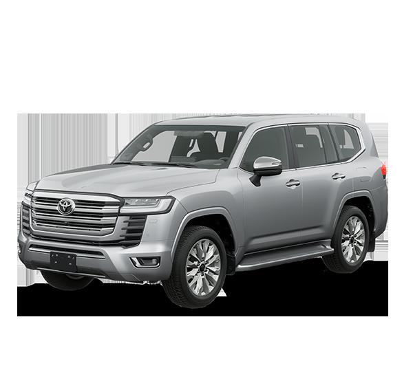 Toyota Land Cruiser Station Wagon 2022