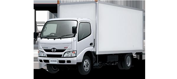 Toyota Hino Serie 300 2021