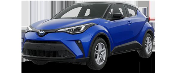 Toyota C-HR Híbrido Auto Recargable 2022