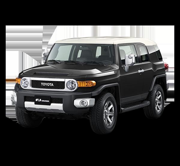 Toyota FJ Cruiser 2021