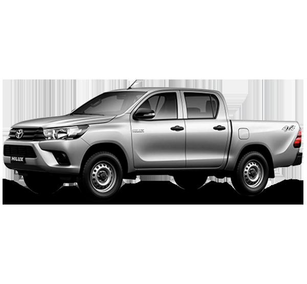 Toyota Hilux de Trabajo 2.4L 2022