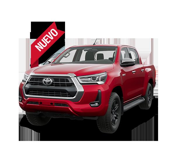 Toyota Hilux 2.8L 2021