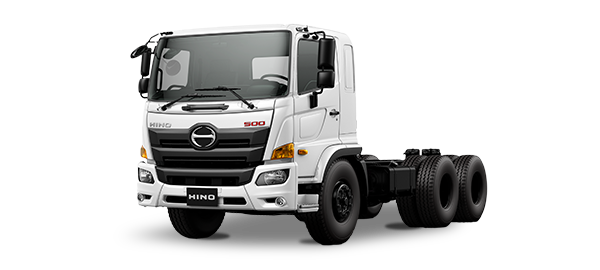 Toyota Hino Serie 500 2021