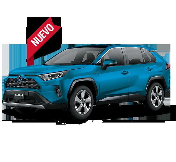 Toyota Rav4 Híbrido Auto Recargable 2021