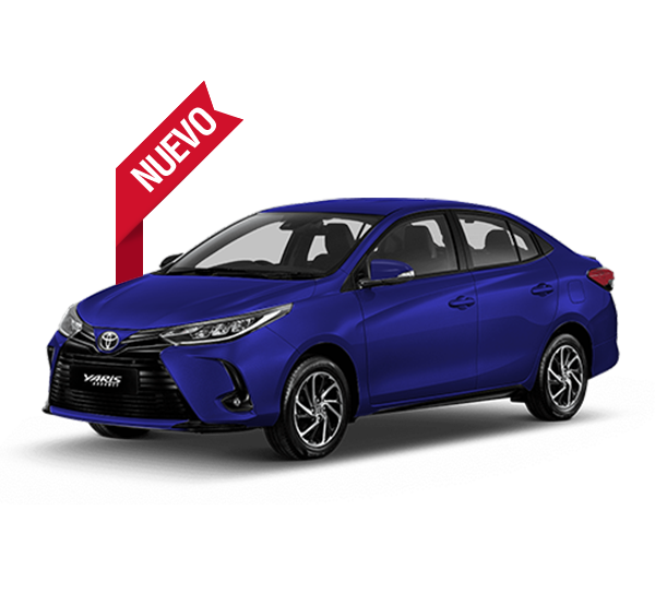 Toyota Yaris Advance 2021