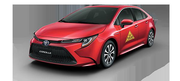 Toyota Corrolla Taxi Hibrido Autorecargable 2021