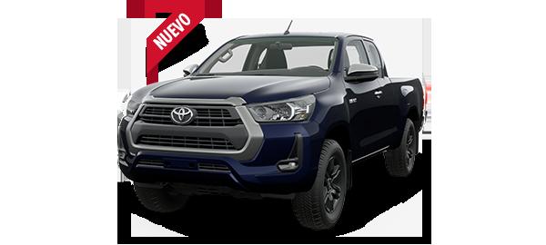 Toyota Hilux Extra Cabina 2021