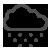 Ícono Sensor de lluvia