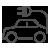 Ícono Híbrido Auto Recargable