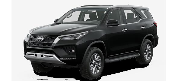 Toyota Fortuner 2022 ATTITUDE BLACK MICA