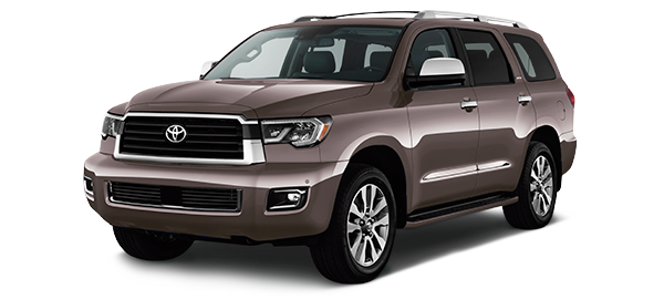 Toyota Sequoia 2021 Dark Sherry Mica