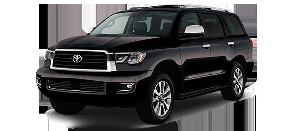 Toyota Sequoia 2021 ATTITUDE BLACK MICA